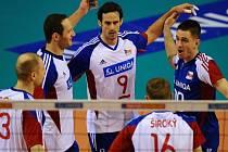 Česko - volejbal