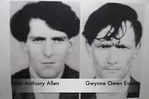 Peter Anthony Allen a Gwynne Owen Evans. Dva vrazi, kteří vstoupili do historie jako poslední popravení Britové