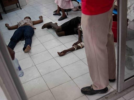 Epidemie cholery na Haiti si ke čtvrtku vyžádala už 724 lidských životů. Nejméně čtyři lidé zemřeli v hlavním městě Port-au-Prince. Dalších 11.000 lidí bylo s touto infekční chorobou hospitalizováno.