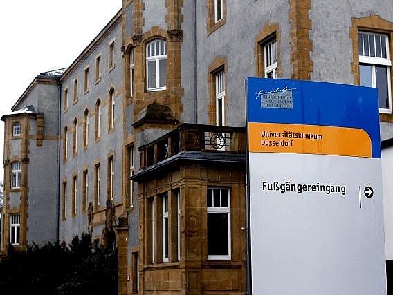 Univerzitní nemocnice v Dusseldorfu