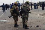 Střelba v dagestánském Kizljaru