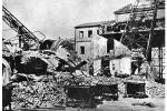 Důl Nelson po výbuchu