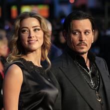 S EXMANŽELKOU. Začátkem roku se Johnny Depp rozvedl s americkou herečkou Amber Heard.
