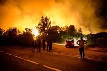 Požáry v Černé Hoře