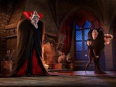 Strašidelná komedie společnosti Sony Pictures Hotel Transylvánie 2.