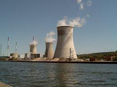 Jaderné reaktory u Lutychu v Belgii