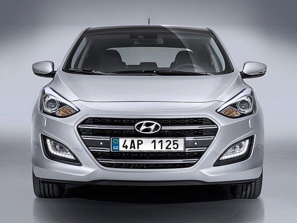 Nový model Hyundai i30 vprodeji