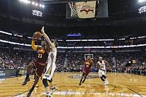 LeBron James v zápase proti New Orleans