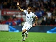 Anglie - Švýcarsko: Harry Kane otevřel skóre