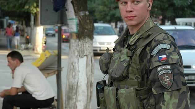 Mise v Kosovu. Ilustrační foto