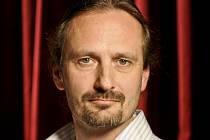 Dirigent, skladatel, textař, aranžér a jazzový pianista Kryštof Marek.