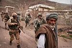 Mise v Afgánistánu. Ilustrační foto