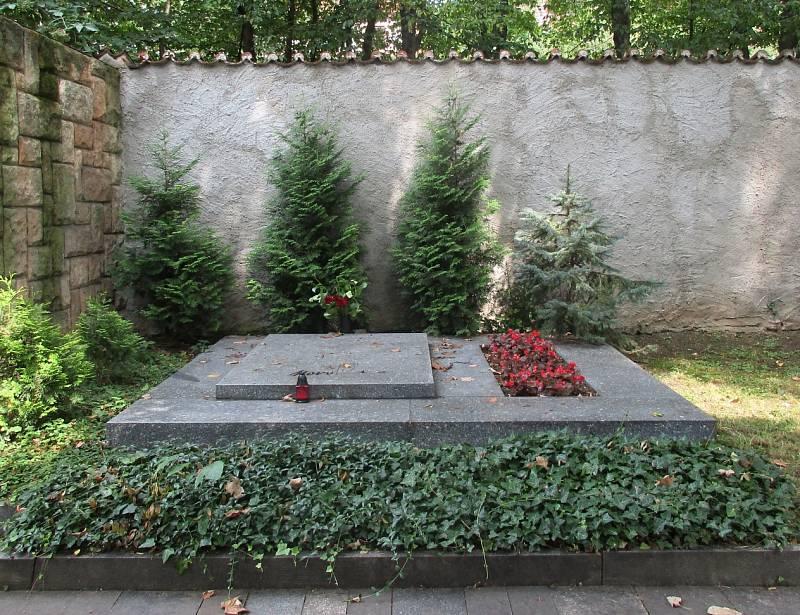 Hrob Antonína Novotného