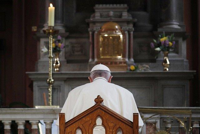 Papež František navštívil Irsko