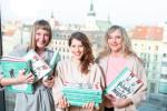 Herečky Daniela Zbytovská, její dcera Nikola Zbytovská a Barbora Seidlová vydaly knihy Jak na příšery a Pohádky a MALÉhRY