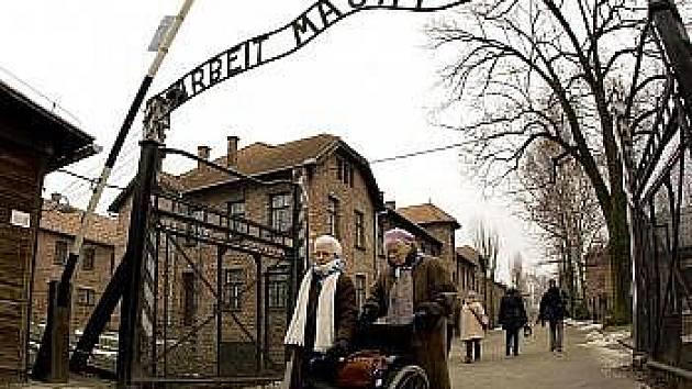 Prokuratura v polském Krakově obvinila skupinu mužů z páteční krádeže nápisu Arbeit macht frei z nacistického koncentračního tábora v Osvětimi. Pětice se chtěla obohatit, nejde o neonacisty. Policisté nápis, rozřezaný na tři části, našli v neděli večer.