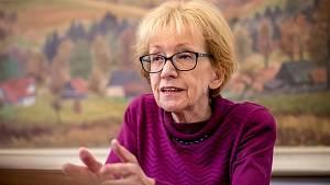 Helena Válková, rozhovor