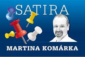 Satira Martina Komárka