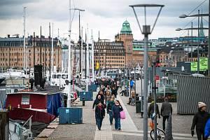 Lidé ve Stockholmu
