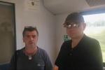 Na severu Čech působí příhraniční občanské vlakové hlídky