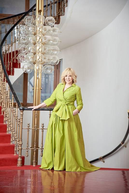 Populární zpěvačka Hana Zagorová