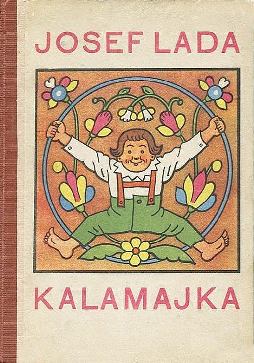 Obrázek Josefa Lady k písnice Kalamajka.