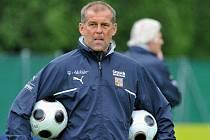 Kandidát. Petr Rada je jediným adeptem na uvolněný post hlavního kouče české fotbalové reprezentace.