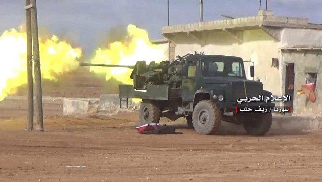 Útok turecké armády na pozice Kurdů v Afrinu