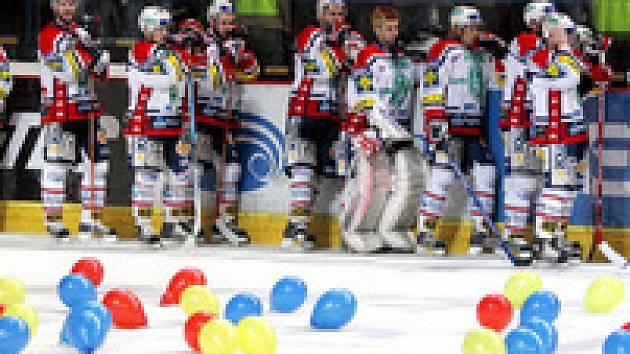 Hráči Moelleru Pardubice