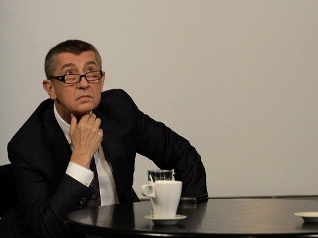 Ministr financí Andrej Babiš byl 29. června v Praze hostem diskusního pořadu České televize Otázky Václava Moravce.