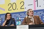 Souheila Yacoub a Philippe Garrel na festivalu Berlinale