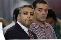 Báhir Muhammad a Mohamed Fahmy