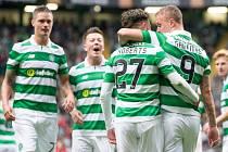 Radost hráčů Celticu.
