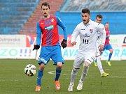 Viktoriáni zápas v Bělorusku nezvládli, prohráli 1:0 a definitivně ztratili naději na postup ze skupiny Evropské ligy