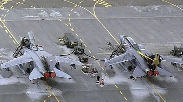 Letouny Tornado - ilustrační foto.
