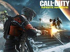 Počítačová hra Call of Duty: Infinite Warfare.