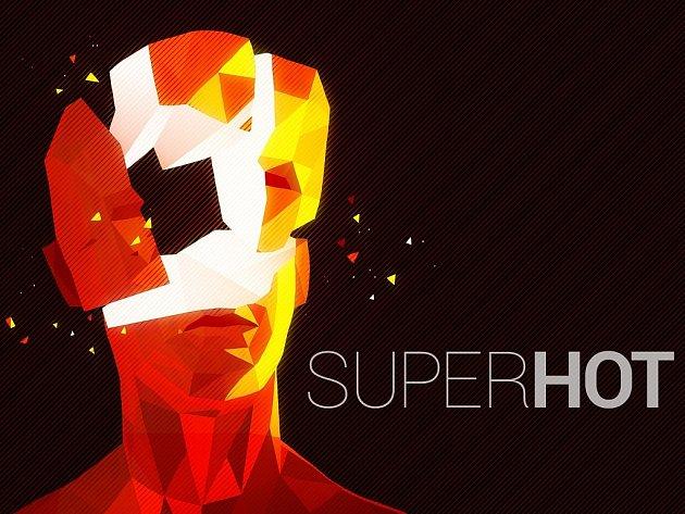 Počítačová hra Superhot.