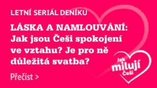 Jak milují Češi - Láska a namlouvání