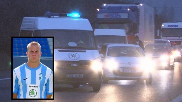 Bývalý fotbalista Marek Koštíř zahynul při autonehodě.