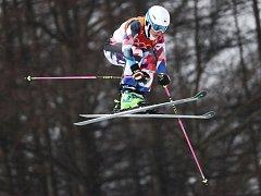 Nikol Kučerová se představí v pátek v závodě skikrosařek.