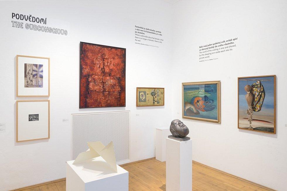 Galerie Středočeského kraje v Kutné Hoře – Stavy mysli