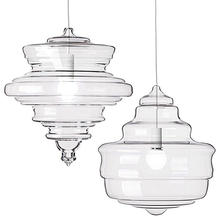 Jedním znejúspěšnějších svítidel mimořádně úspěšného Lasvitu se stala závěsná lampa Neverending Glory.