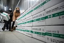 Maďaři vsadili na očkování čínskou vakcínou Sinopharm