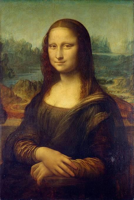Mona Lisa, další z obrazů Leonarda da Vinciho a jeden z nejslavnějších portrétů všech dob