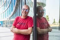Rozhovor s hydrometeorologem Petrem Dvořákem.