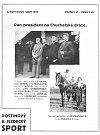 Prezident Masaryk na dostizích ve Velké Chuvhli