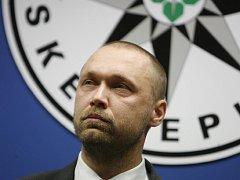 Novým šéfem Národní protidrogové centrály se stane Jakub Frydrych.