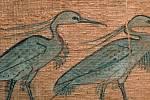 """Volavka byla coby pták """"Fénix"""" spojována se stvořením světa, se znovuzjevením Slunce po noční přestávce a se zmrtvýchvstáním"""