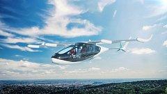 Rolls-Royce hodlá létající taxislužbu uvést do provozu už v roce 2020.