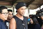 Ronaldinho skončil v paraguayského vězení.